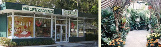 Carter's Florist and Greenhouses